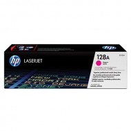 HP COLOR LASERJET MAGENTA PRINT CARTRIDGE,  CP1525...