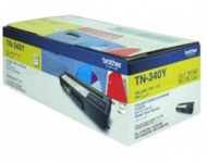 BROTHER TN340 YELLOW TONER 1,500 PAGE YIELD FOR HL...