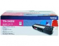 Brother TN348 High Yield Magenta Laser Toner for H...