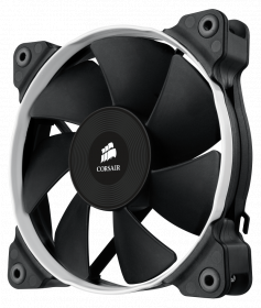 "Corsair ""Air Series"" SP120 Performance Edition Case Fan,Outstanding Static Pressure, Perfect for Radiator&Heatsink, 3 Colour Rings"