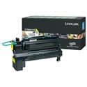 Lexmark X792X1YG Yellow Extra High Yield Return Pr...