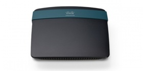 Cisco Linksys EA2700 N600 GigE Router