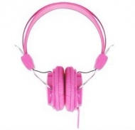 Laser Headphones Stereo Kids Friendly Colourful Pi...