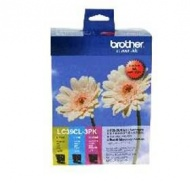 Brother [LC-39CL3PK] Ink Cartridge - Colour Value ...