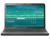 "SONY VAIO E15118 15 "" WH7 Black Notebook&quot..."