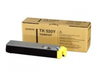 Kyocera YELLOW TONER FOR FS-C5015 [TK520Y]