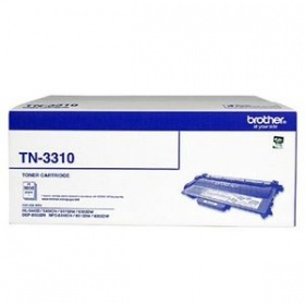 Brother TN3310 MONO LASER TONER - Standard Yield for HL-5440D/5450DN/5470DW/6180DW & MFC-8510DN/8910DW/8950DW & DCP-8155DN