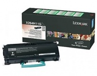 Lexmark X264H11G Black High Yield Prebate Toner Ca...