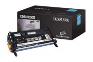 Lexmark X560H2KG BLACK TONER YIELD 10,000 PAGES FO...