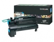 Lexmark X925H2CG CYAN TONER YIELD 7,500 PAGES FOR ...