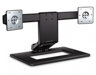 HP Adjustable Dual Monitor Stand (AW664AA)