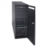 "Intel P4308XXMHEN 4U Pedestal Chassis, 8x 3.5"" HDD Hot Swap Bay, 550W Silver Efficiency PSU"