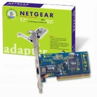 Netgear [FA311] 10/100Mb PCI Network card