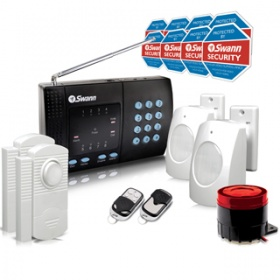 Swann SW347-WA2-AU WIRELESS ALARM KIT 2