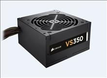 350W Corsair VS350 ATX Power Supply, 120mm fan, 1x...