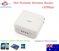 EDUP mini WiFi N 150Mbps Wireless Router, [EP2908]...
