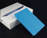 Smart Cover / Case for iPad mini - Blue