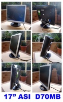 "Refurbished 17"" ASI LCD Monitor with one Mont..."
