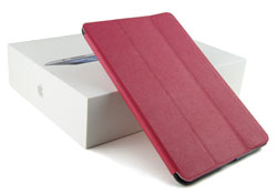 Smart Cover / Case for iPad mini - Hot pink