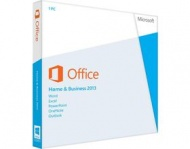 Microsoft Office Home & Business 2013 APAC DM ...