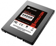 240GB Corsair Neutron SSD GTX with the state of th...