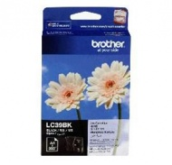 Brother BLK INK LC39BK FOR DCP-J125/J315W/J515W,MF...