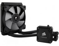 Corsair Hydro Series H60 High-performance CPU Cooler, 1x 120mm Cooling Fan, Intel LGA 2011/1366/115x and FM2/FM1/AM3/AM2