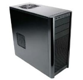 Antec VSK3-500 - Micro/Mini-ITX Case, USB 3.0, 500W APFC PSU, SGCC steel, 1x 120mm fan, Black. 2yrs Warranty. Affordable Builder-Friendly Case.