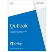 Microsoft Outlook 2013 32-bit/x64 English DVD