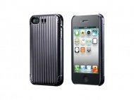 iPhone 4/4S Traveler Suitcase - Black