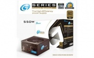 550W Seasonic G series PSU 80Plus