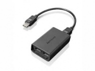 LENOVO DISPLAY PORT TO DUAL DISPLAY PORT MONITOR C...