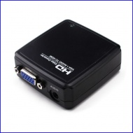 Converter: HDMI Input to VGA + Audio output,  [HD2...