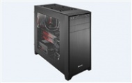Corsair 350D Micro/Mini ATX Case with Window Side ...