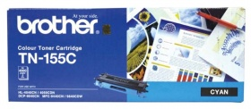 Brother TN-155 Cyan High Yield Toner
