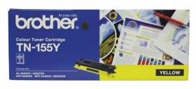 Brother TN-155 Yellow High Yield Toner
