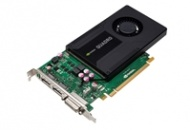 Leadtek nVidia Quadro K2000 PCI Express 2.0 x16, 2...
