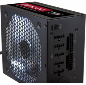750W Antec High Current Gamer Modular PSU w/ LED, 80 PLUS Bronze, 135mm fan, High Current +12V rail(s), 4x PCI-E, 9x SATA, 6x Molex. 5yrs Wty