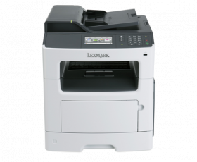 LEXMARK MX410de Mono Laser MFP Printer 38ppm