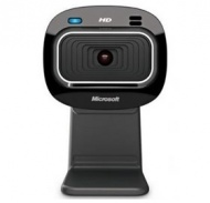 Microsoft LIFECAM HD-3000 USB WINDOWS 720P VIDEO 3...