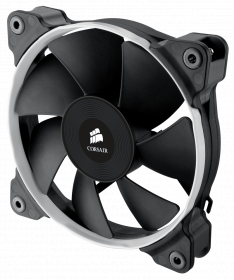 Corsair Performance Edition 4-Pin PWM SP120 Coolin...