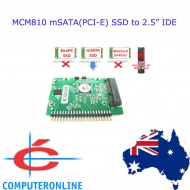 "mSATA mini PCI-e SSD to 2.5"" IDE Converter, [..."