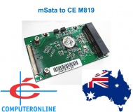 mSATA mini PCI-e SSD to 40-pin ZIF Adapter Card, [...