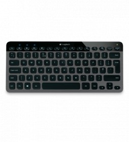 Logitech K810 Bluetooth Illuminated Keyboard  - pe...