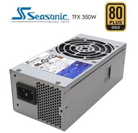 350W Seasonic TFX 80+ GOLD