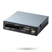 Apacer Internal Card Reader AE501 Black Retail, su...