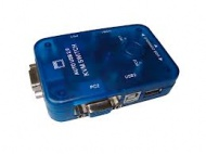 USB KVM Switch 2 Port