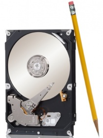 "4TB Seagate VIDEO 3.5"" HDD ."