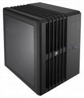 Corsair Carbide Series black Air 540 High Airflow ATX Cube, Support E-ATX M/B, Front USB3.0, 8 Expansion Slots