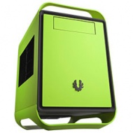 Bitfenix PRODIGY-GN-W, Viper Green, Window, Mini-I...